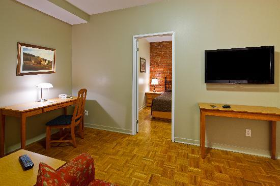 Le Roberval : 2 bedrooms suites