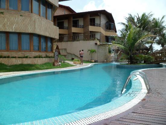 Visual Praia Hotel: uma das piscinas do hotel