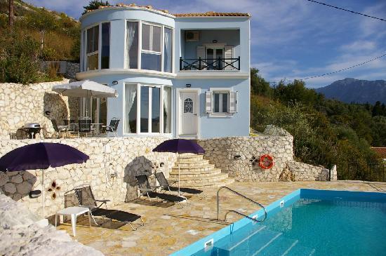 Vassiliki Bay Villas: Villa Christos