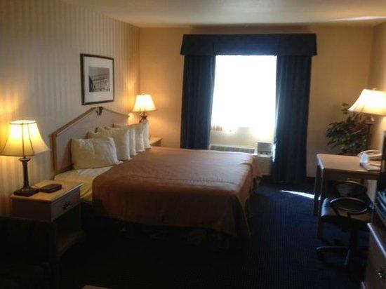 Best Western Woodland Inn : Guestroom