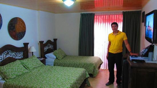Bogota Inn La Soledad: room