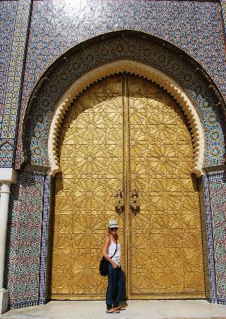 لا ميزون مور: El palacio real de Fez