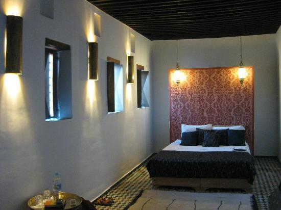 La Maison Maure ( Riad in Fes ): Habitación fabulosa.