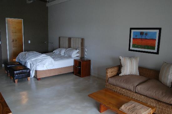 Laibach Vineyards Lodge: room