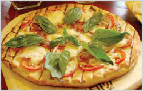 Smoky Mountain Pizzeria Grill: Delicious Grilled Menu items