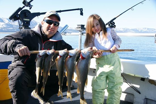 tahoe sport fishing south lake tahoe ca from us 113