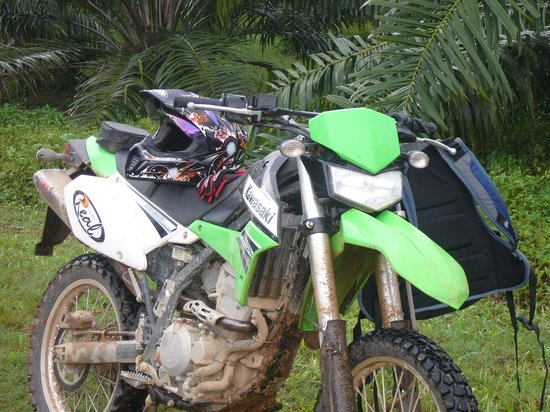 Thailand Off-Road Adventures : Safety gear provided