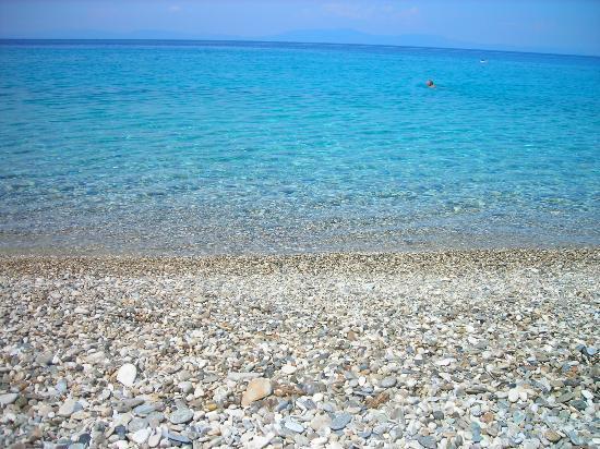 Sámos, Griechenland: Tsamadou Beach