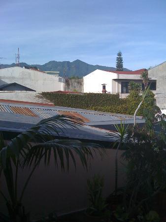 Hotel Sabana B&B: Terrace