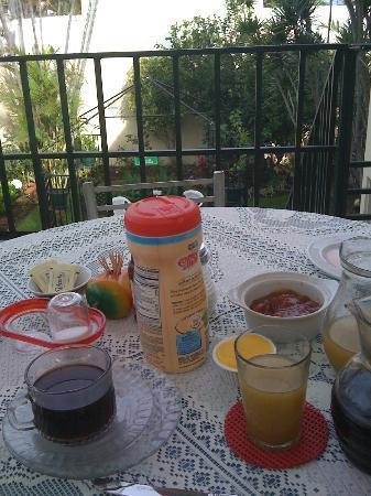 Hotel Sabana B&B: Breakfast