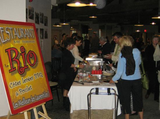 Le Rio Restaurant : SPCA Fund Raiser 2011