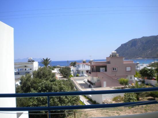 Fourtounis Hotel: panorama