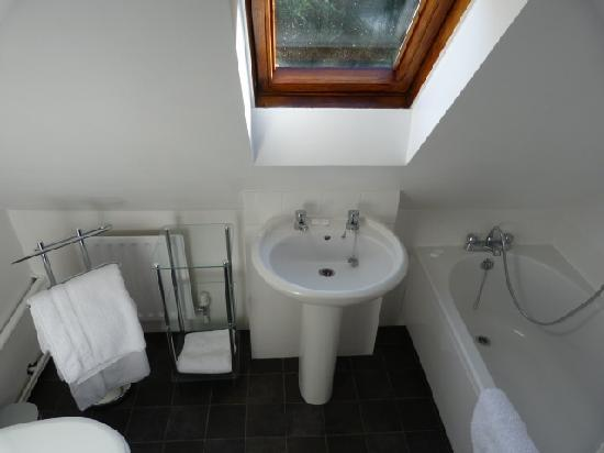 Tudor Cottage Bed and Breakfast: New Bathroom 'Monkwell'