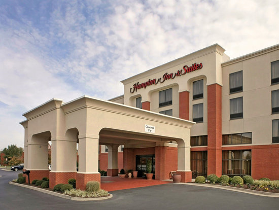 Hampton Inn & Suites Richmond/Virginia Center: Welcome to the Hampton Inn & Suites at Virginia Center