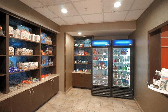 """Hampton Inn & Suites Richmond/Virginia Center: """"Suite"""" Shop"""