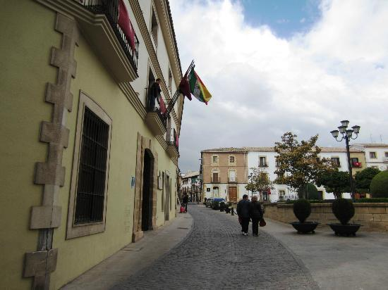 Hotel Maria de Molina: lugar inmejorable