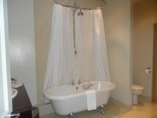 Roll Top Bath Picture Of Yorebridge House Bainbridge Tripadvisor Shower Curtain