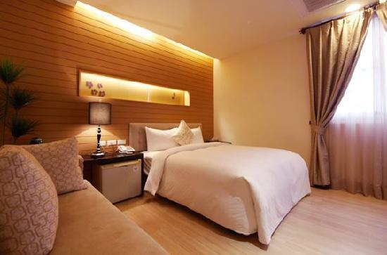 Hotel Golden Bay Kenting : 金沙灣精緻兩人房