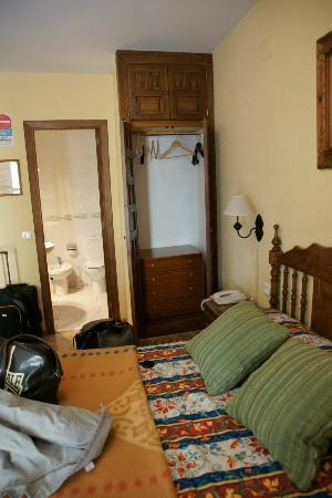 Hotel Arunda I: camera