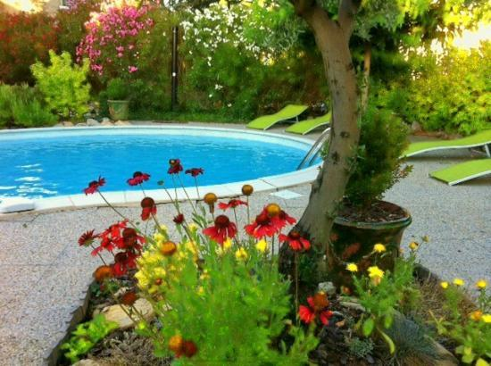 Villa Bastide: la piscine