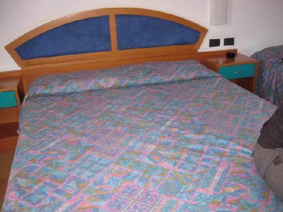 Hotel Antares: Camera da letto