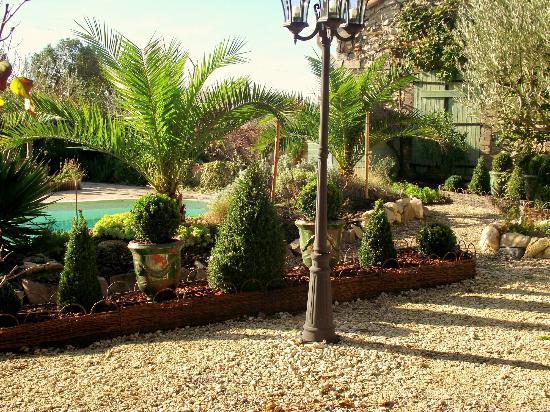 Villa Bastide: le jardin