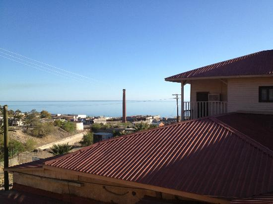 Hotel Frances: View to the North to the Sea of Cortez