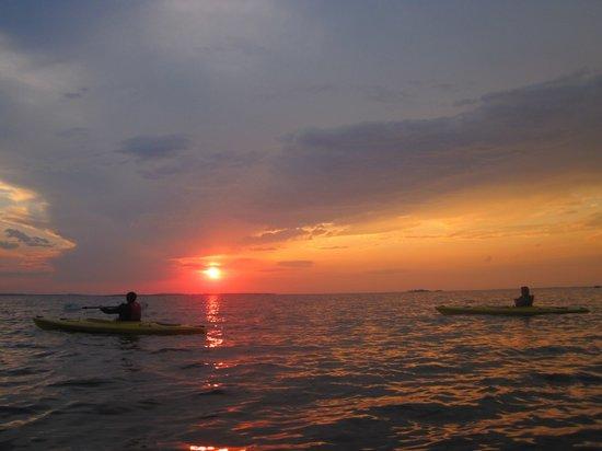 Coastal Explorations: Beautiful Sunset Tours