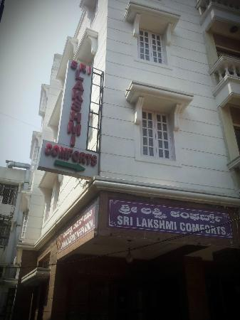 SRI LAKSHMI COMFORTS (Bengaluru) - Hotel Reviews & Photos - TripAdvisor