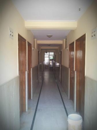 Sri Lakshmi Comforts: Corridor