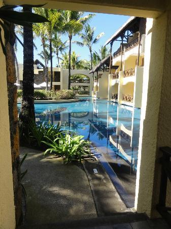 Constance Belle Mare Plage: the best pool