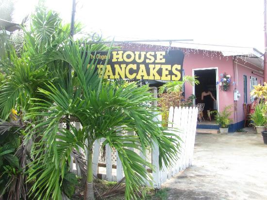 The Original House of Pancakes: Front of the restaurant