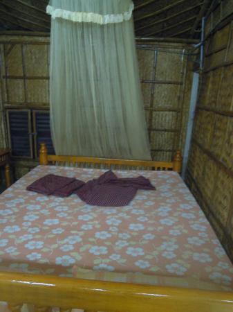 Ashtamudi Homestay : Bamboo style room(Non A/C)