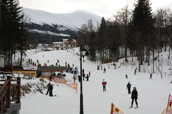 Przystanek Bavaria: Ski piste
