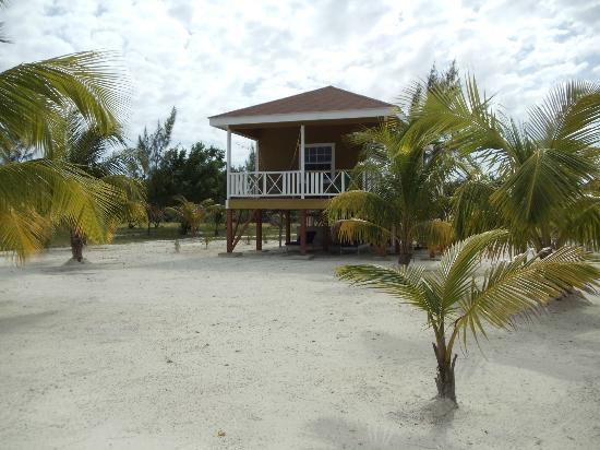 Coco Plum Island Resort: SeaStar.. our cabana
