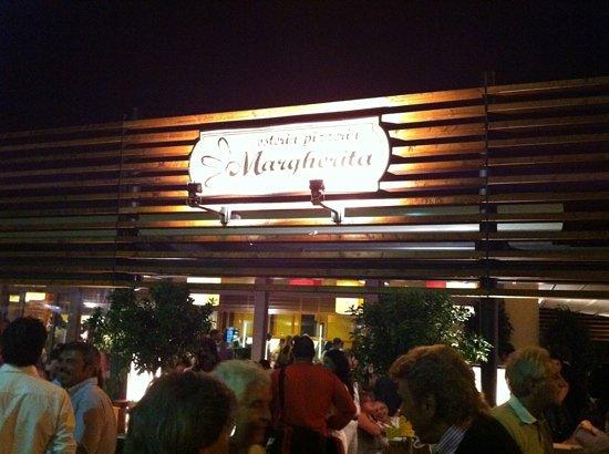 Osteria Pizzeria Margherita: via Newton 180