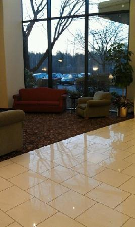 La Quinta Inn & Suites Andover : entrance