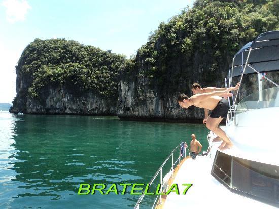 Yacht Charter Thailand: На старт,внимание