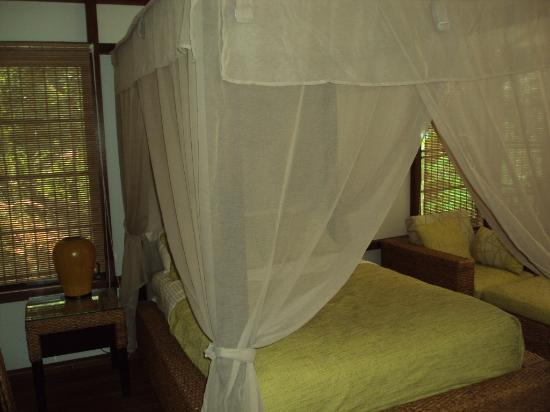 Bergendal Eco & Cultural River Resort: Double room