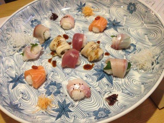 AWOMB: sushi