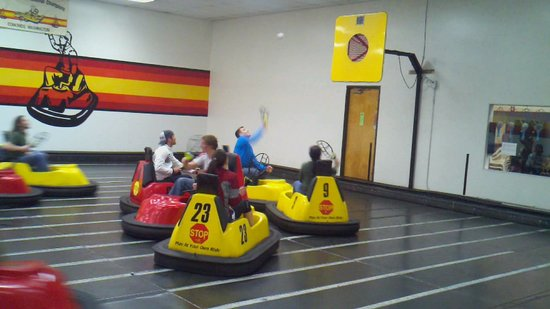 Whirly Ball