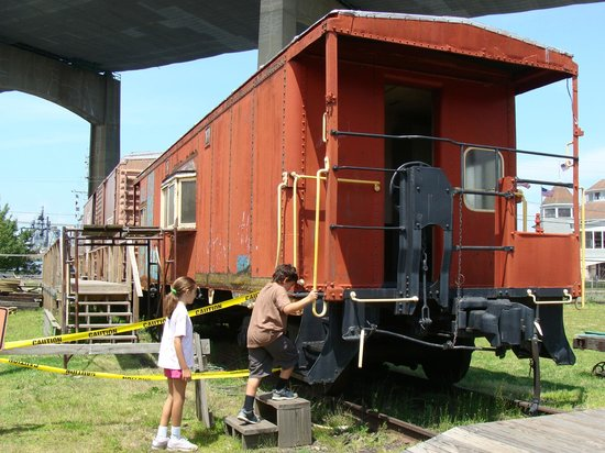 ‪Old Colony & Fall River Railroad Museum‬