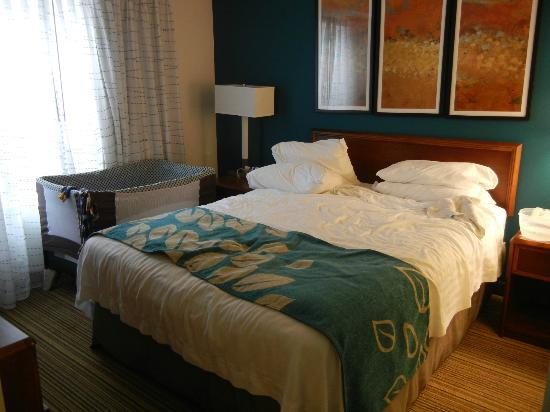 Residence Inn Austin South: Bedroom
