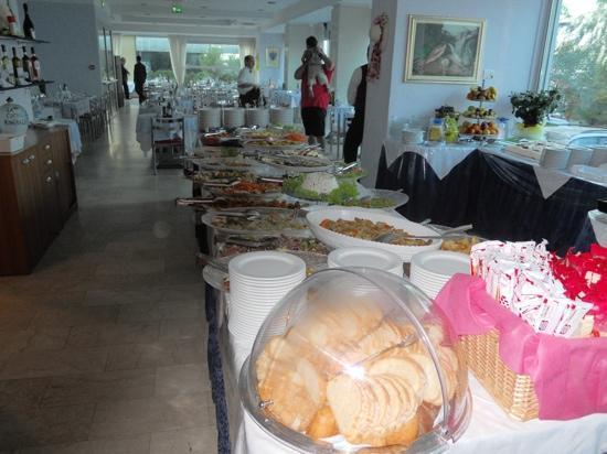 Club Hotel Riccione: i buffet