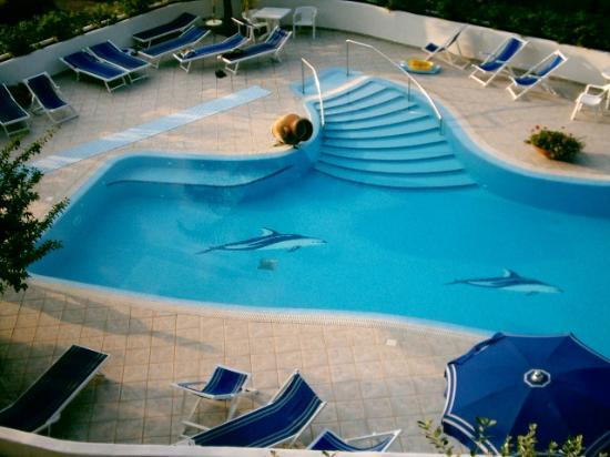 Hotel Parco Conte: la splendida piscina