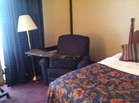 Baymont Inn & Suites Rock Hill: Two double beds (maybe queen, I am not sure) room.