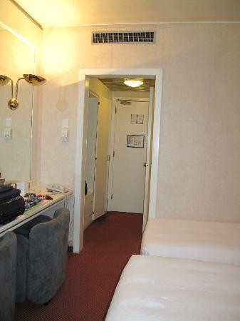 Starhotels Cristallo Palace : stanza tripla