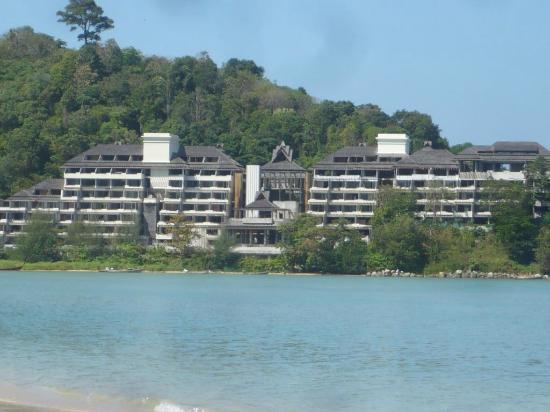 L'esprit de Naiyang Resort: Hotelbaustelle in der Nähe