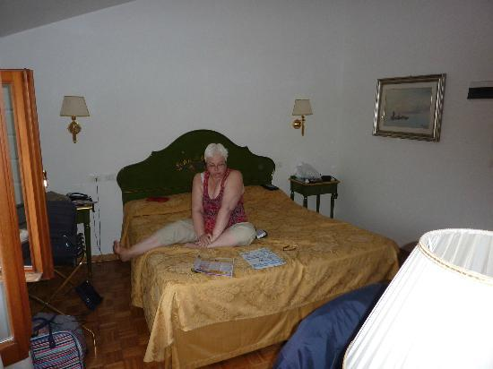 Palazzo Cendon: Bedroom 5, 3rd Floor