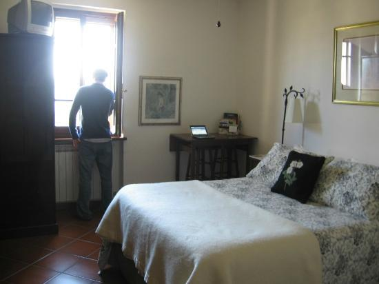 Casa Turrita: Our room